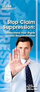 Claims Suppression Brochure